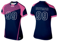 Sports Jersey with Name & Number